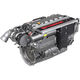 diesel engine / 6-cylinder / turbocharged / direct injection