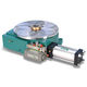 pneumatic rotary indexing table / horizontal / for machine tools / cam
