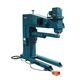 metal polishing machine / tube / automatic / abrasive run-off