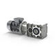 helical gearbox / right angle / 200 - 500 Nm / 100 - 200 Nm