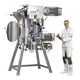 ribbon mixer / batch / powder / for the food industry