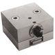 compression force sensor / anodized aluminum / multi-channel / strain gauge
