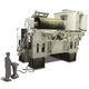 3-roll plate bending machine / hydraulic