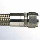hydraulic hose / for gas / foodstuff / PTFE