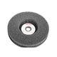 disc brush / abrasive / cleaning / deburring
