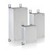 ATEX box / wall-mount / rectangular / stainless steel