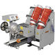 net clipping machine / for food / automatic