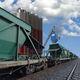 automatic truck loading system / railroad car