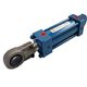 hydraulic cylinder / double-acting / ISO / tie-rod