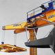 pillar jib crane / wall-mounted