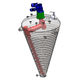 conical dryer / vacuum / batch / for the chemical industry