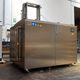 ultrasonic washing machine / automatic / robust / top-loading