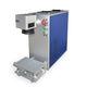 fiber laser marking machine / benchtop / automatic