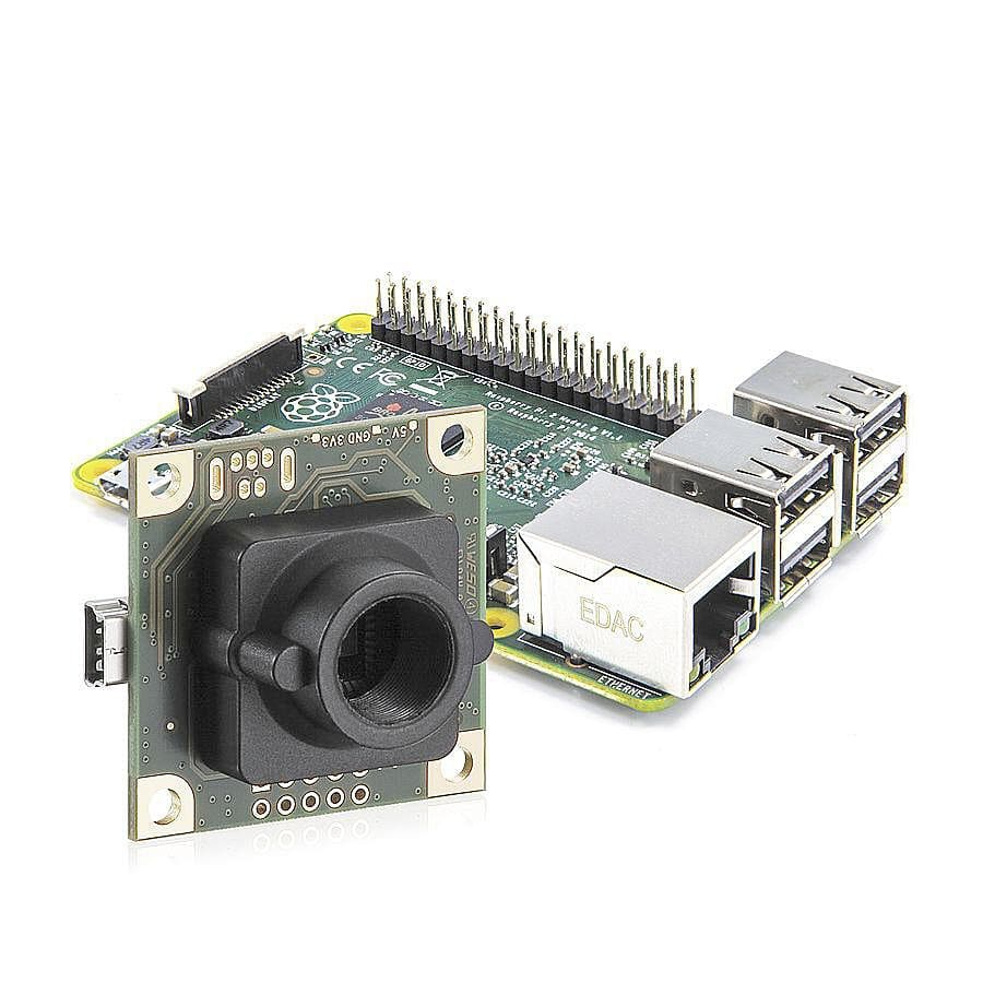 Budget-priced embedded vision solutions with single-board computer