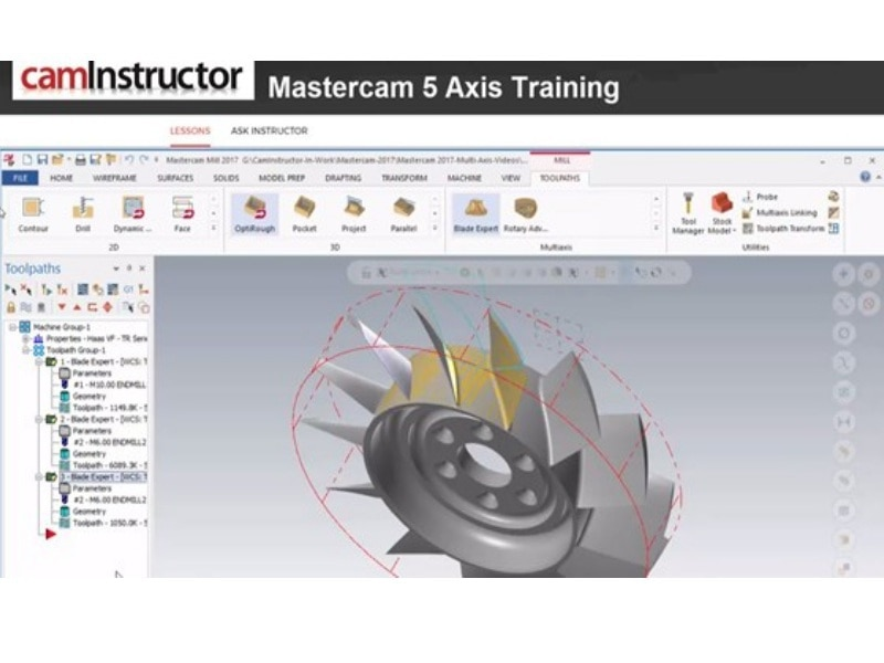 CNC Online Training Designed for New and Old Programmers - 330
