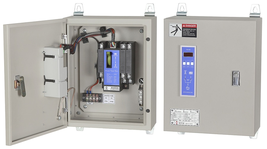 Contactor Based Automatic Transfer Switches - Kutai Electronics Industry  Co., Ltd.
