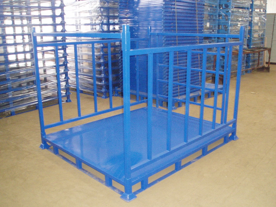 Custom stacking racks/Stillage/Stacking pallet - Jiangsu