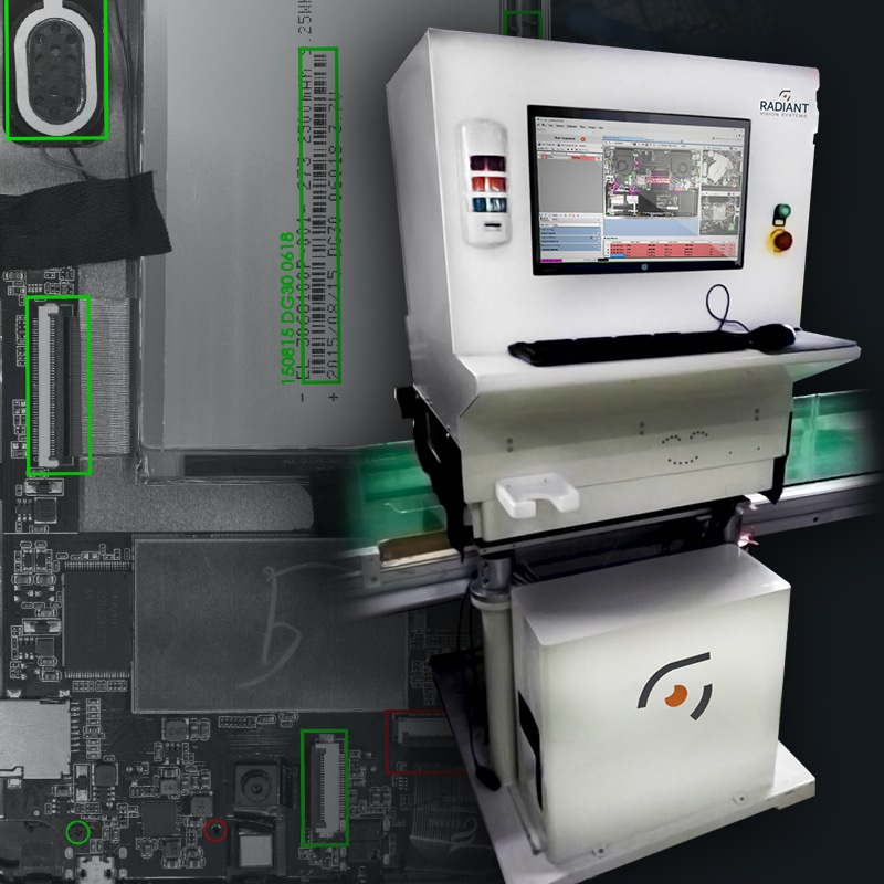 Radiant Webinar Introduces New Vision Inspection Station for