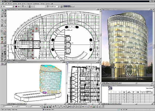 Leading Architectural and Design Practices Credit Bentley