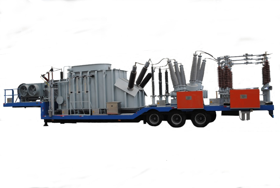 Mobile substation - Hakim Electric Industrial and trading company