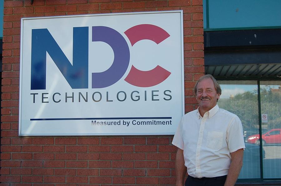 NDC Technologies Appoints Ian Benson as Marketing Director