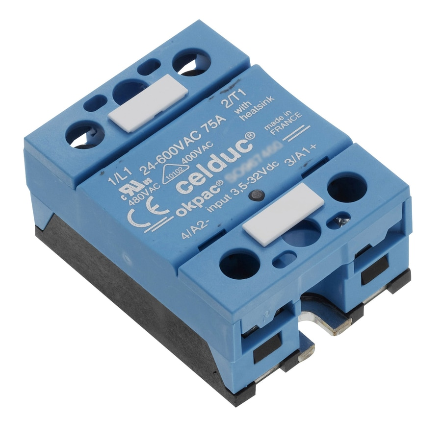 Solid State Relays With Low Electromagnetic Noise Emission 42290 Relay 220v Ac