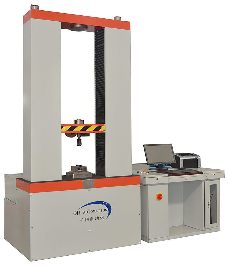Tensile & Bending test machine for electrical insulator