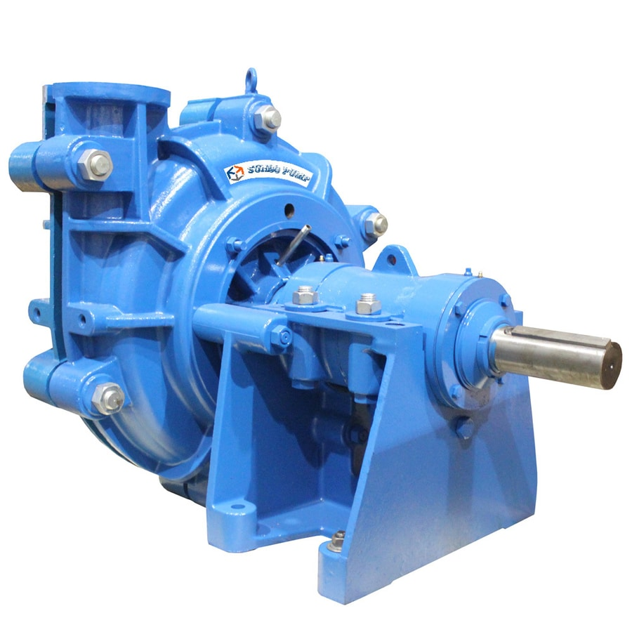 Wear Resistant Mineral Concentrate Horizontal Centrifugal Pump