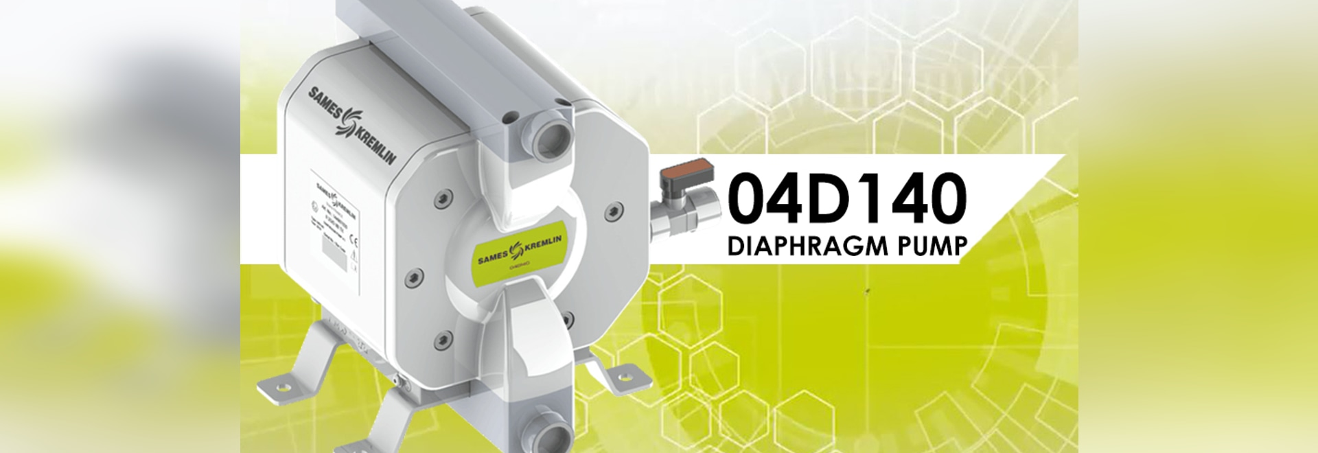 04D140 DIAPHRAGM PUMP
