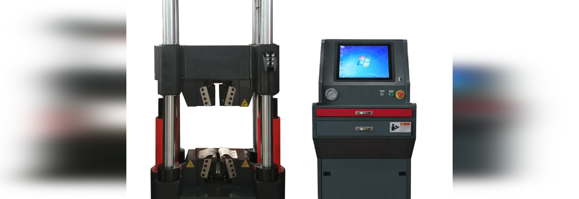 2000kN Vibration-Free Steel Bars Tensile Testing Machine