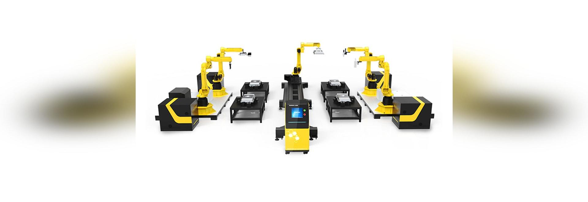 3D ROBOT LASER SYSTEM