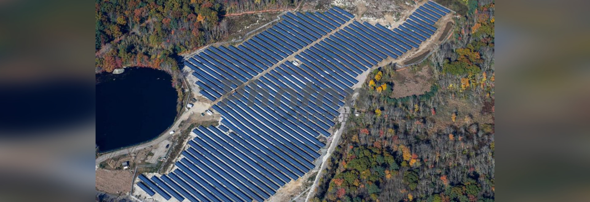 4,75 »Bird Machine« solar farm built by Soltage in Massachusetts