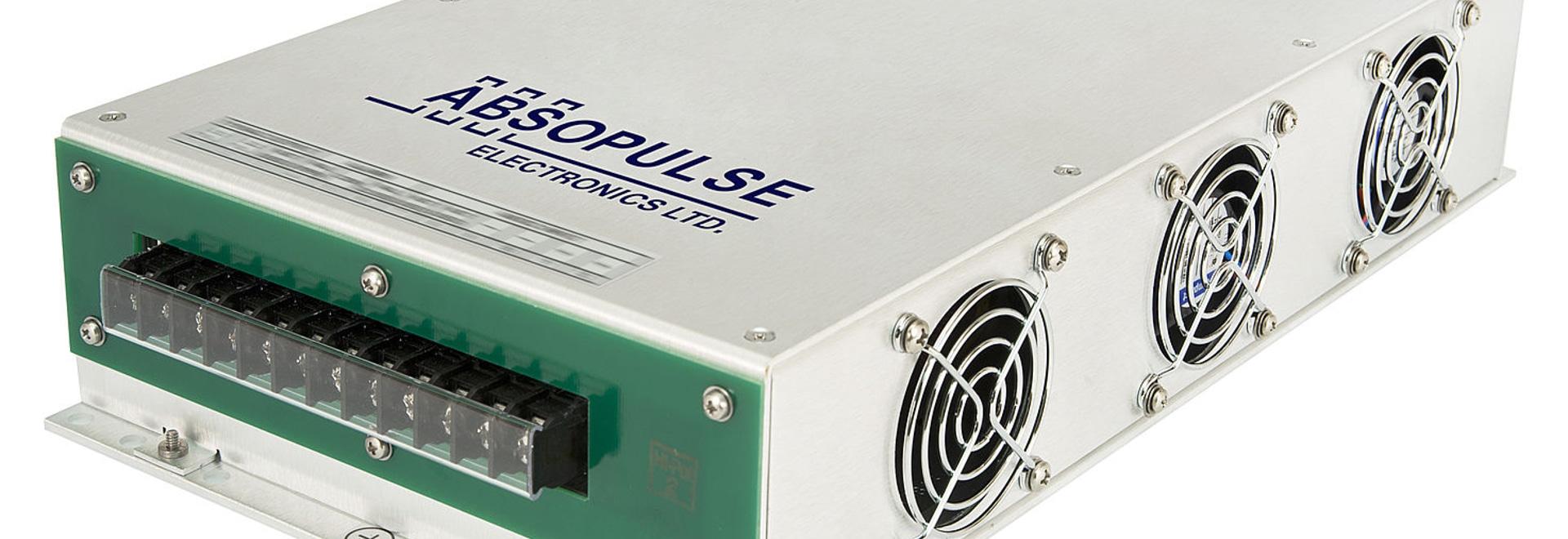 500VA Compact DC/AC inverters deliver pure sine wave output