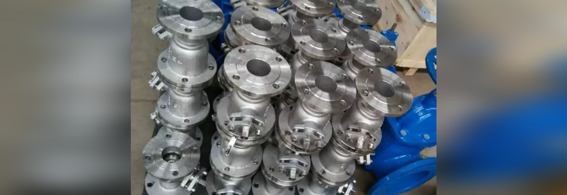 Alsontech 3D Vision System Applied in the Valve Industry