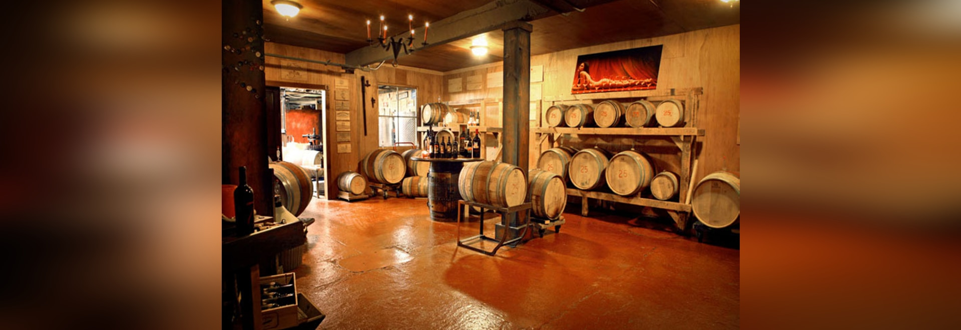 American Winery Uses Blulog Technology