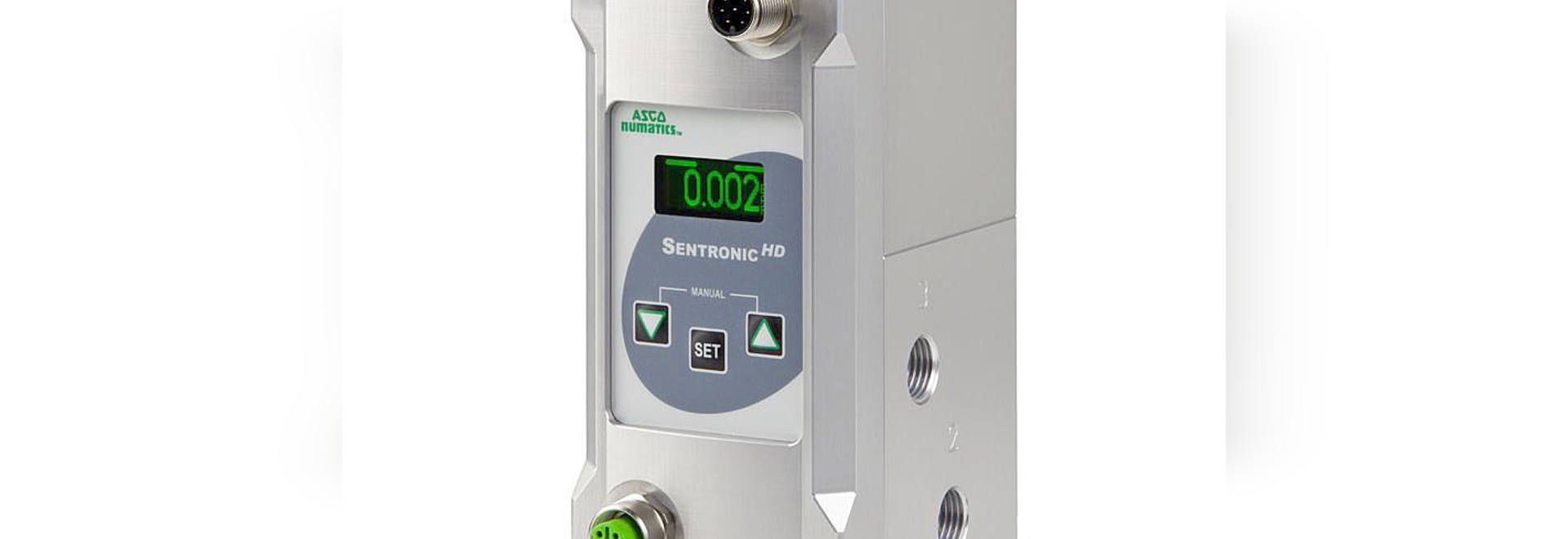 ASCO Numatics Launches Sentronic HD