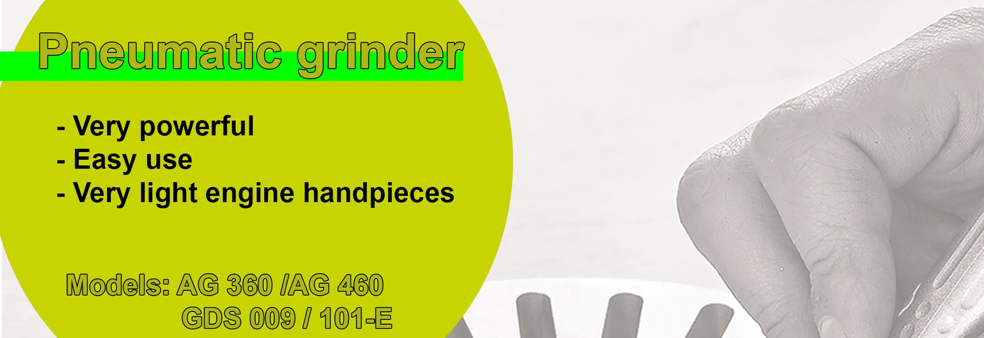Assfalg - Pneumatic Grinders