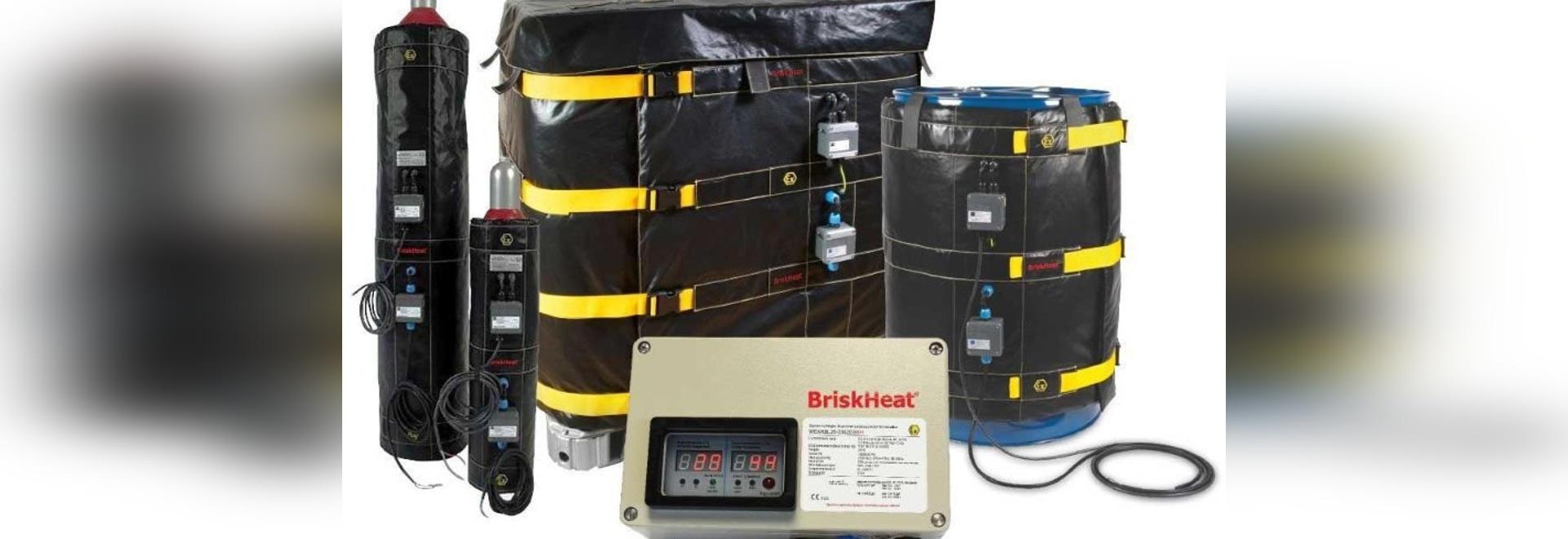 ATEX heaters from BriskHeat.