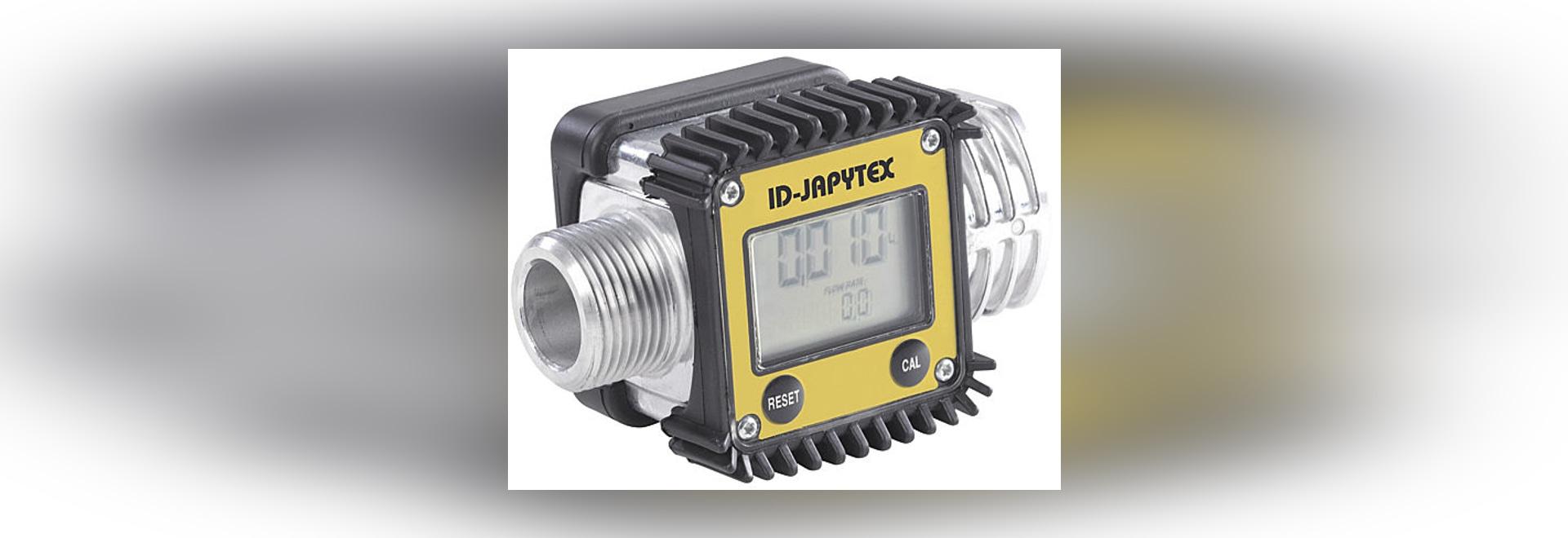 ATEX meter with turbine - ID-JAPYTEX