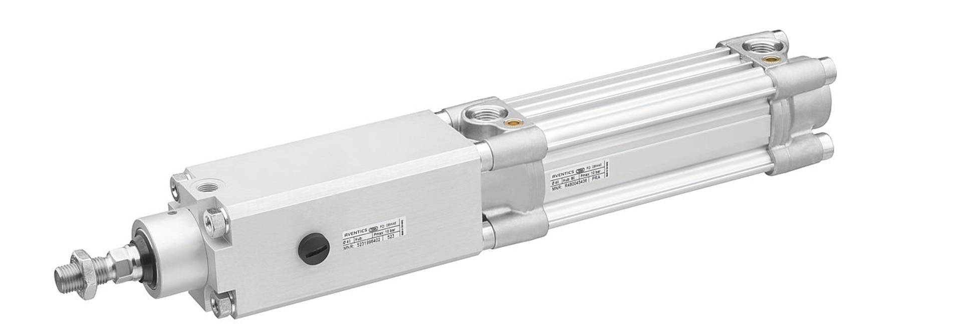 Aventics to showcase its certified LU6 locking unit at the Motek 2015