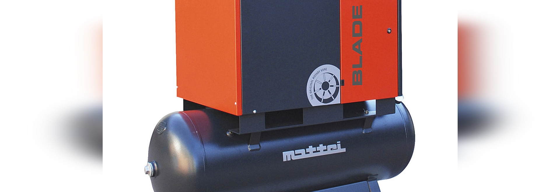 Blade, the compact and efficient compressor for small companies