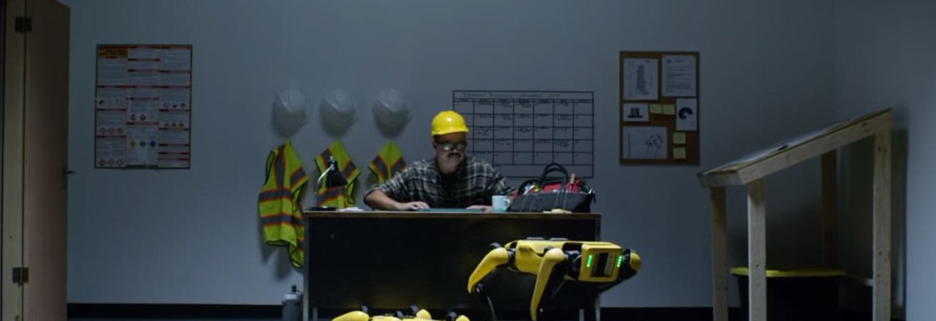 Boston Dynamics markets its Spot robot