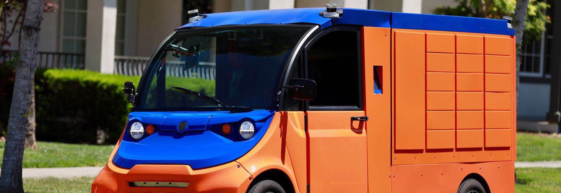 Boxbot Launches Last-Mile, Self-Driving Parcel Delivery System