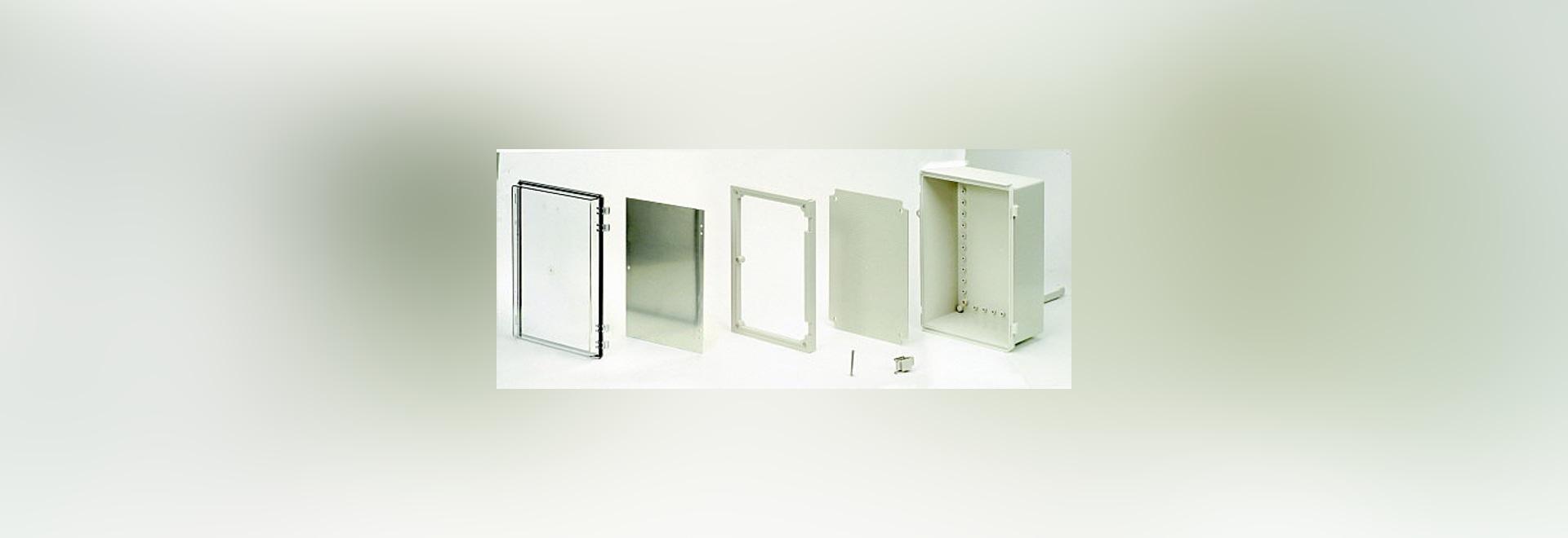 BOXCO Dual Door Plastic enclosure