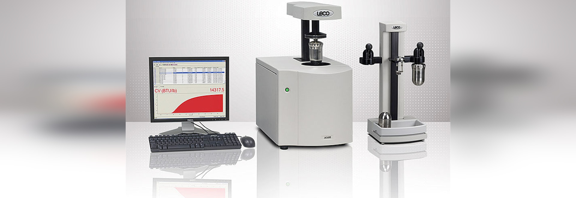 Calorific value in 5.5-minutes without compromising accuracy or precision