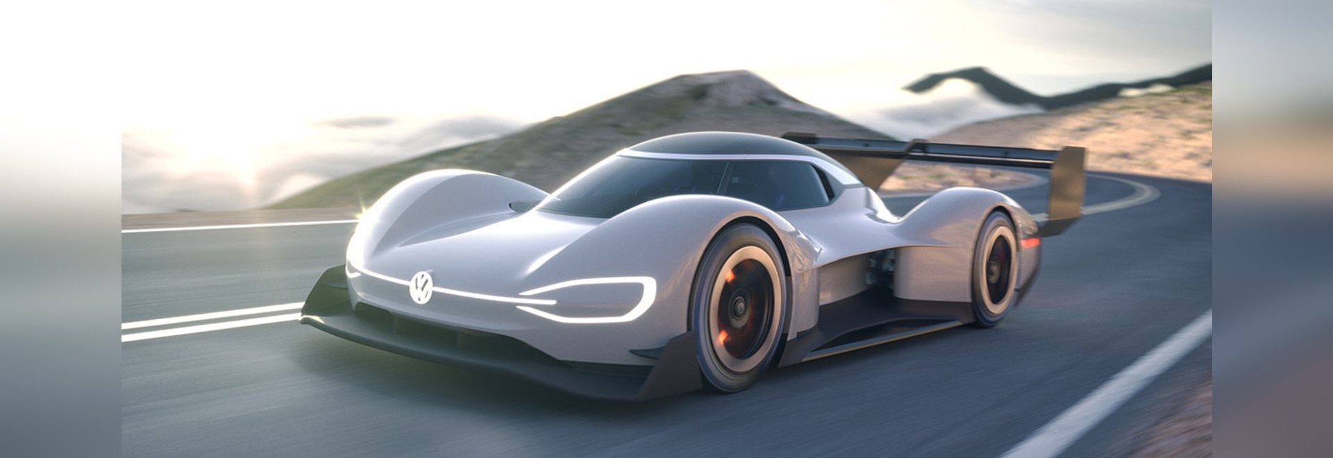 Charging to the peak – Volkswagen I.D. R Pikes Peak set for world premier