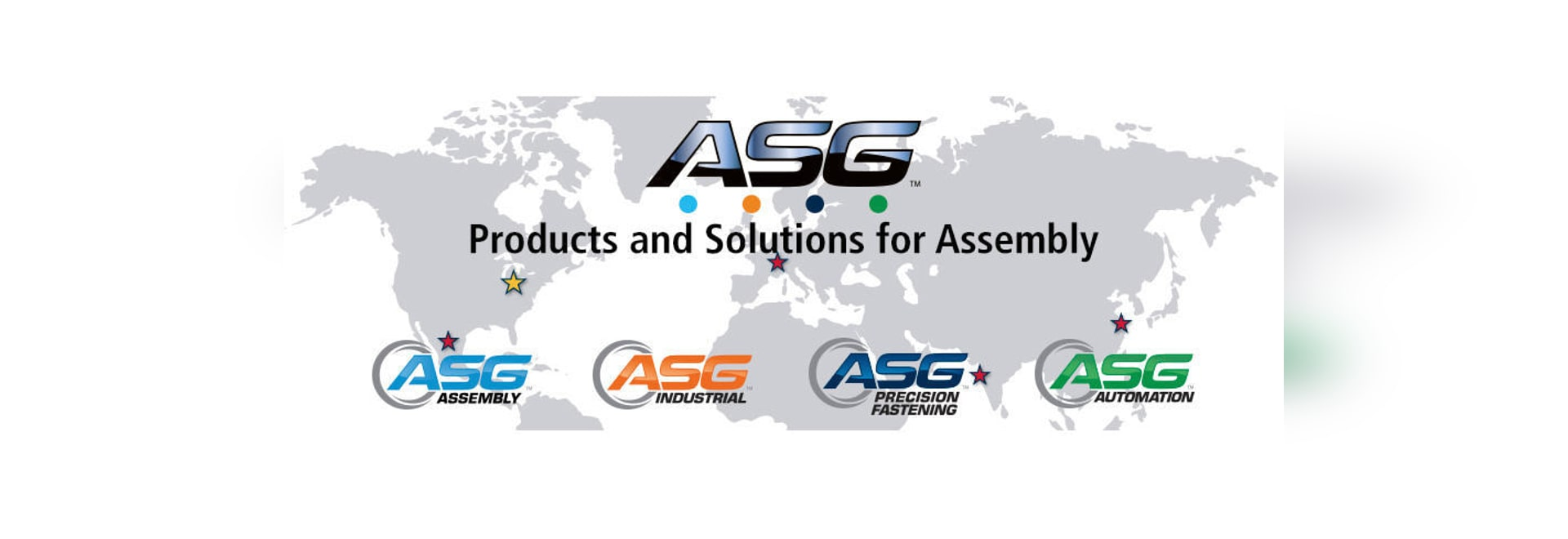 Charter Exhibitor, ASG, Returns to Assembly Show for the Fifth Year Running