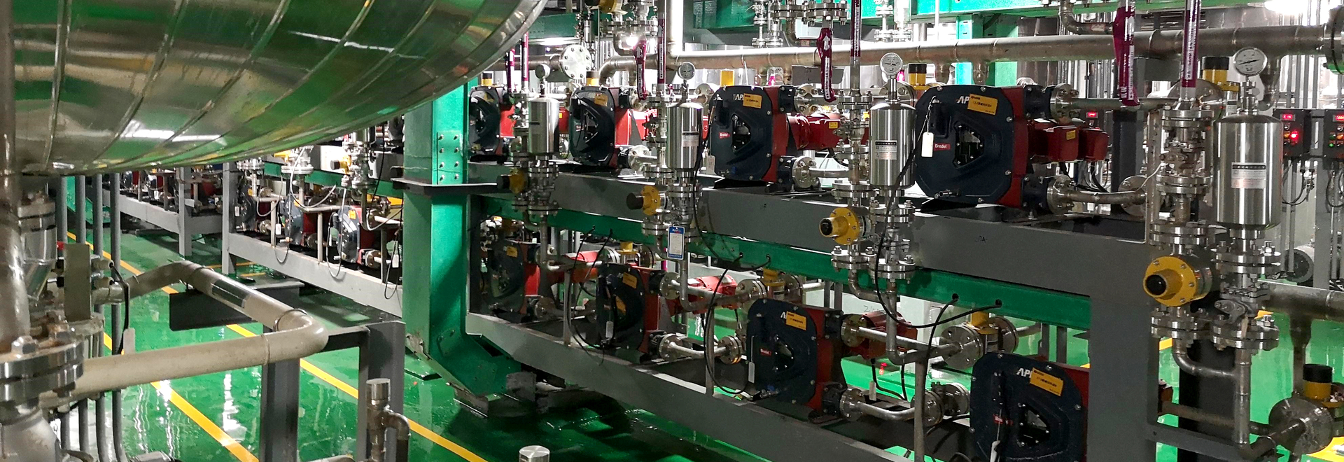 China's largest lithium battery materials producer opts for Bredel APEX pumps