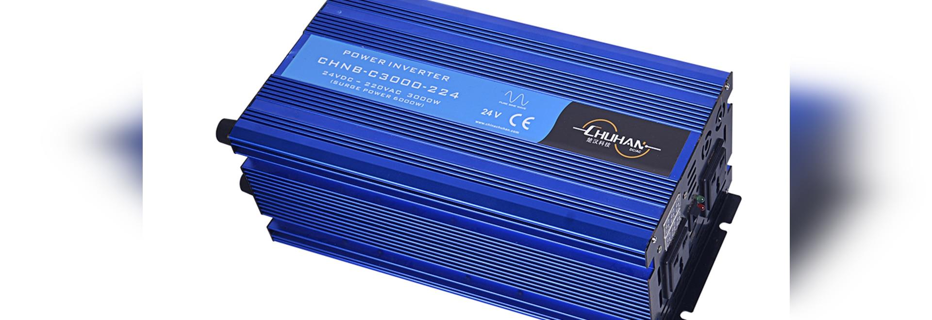 CHUHAN DC/AC Pure sine wave Inverter 3000W