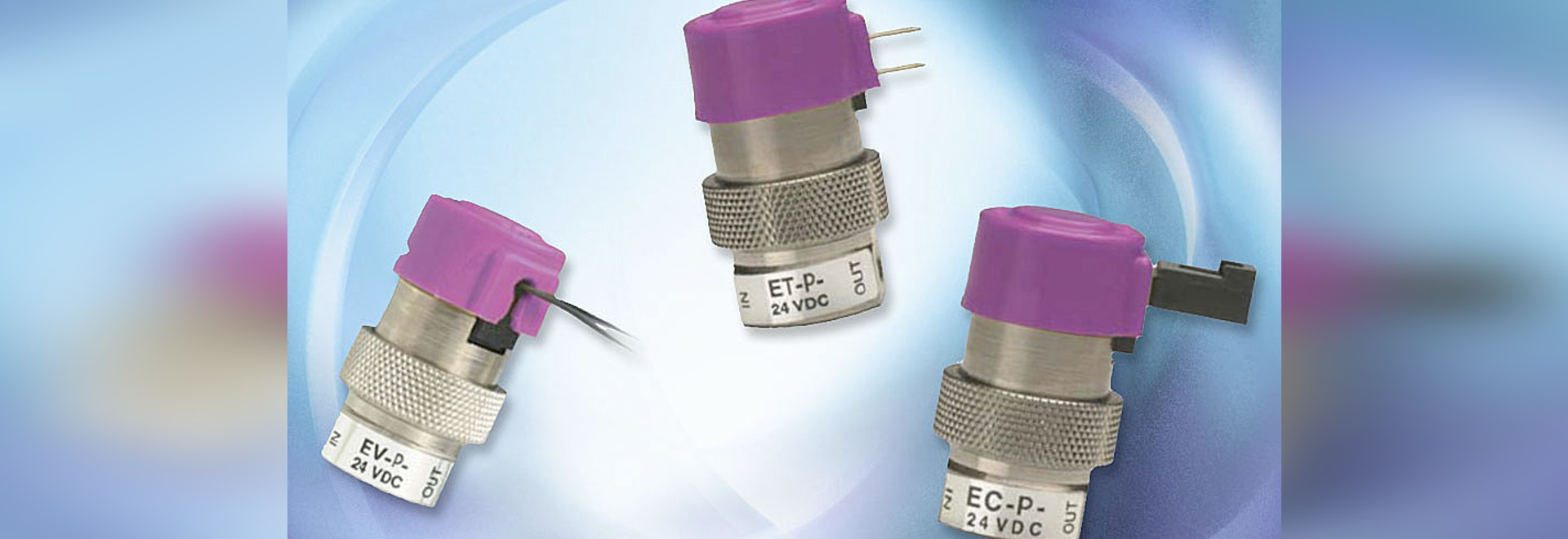 The Clippard EVP Series Proportional Control Valves